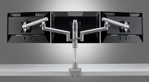 Flo Modular Triple Monitor Arm By Colebrook Bosson Saunders
