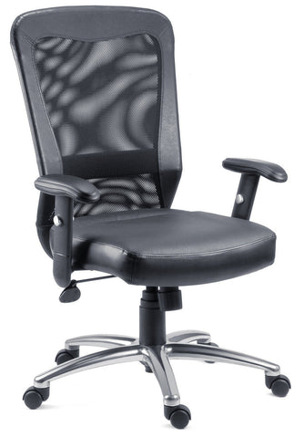Breeze Mesh Executive Office Chair By Teknik Office