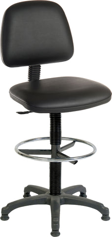 Hygiene Plus Draughtsman Chair | New Image Office Design Ltd