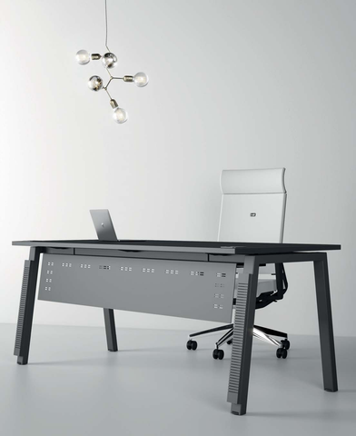 Linnea Rectangular Desk By Elite Office Furniture