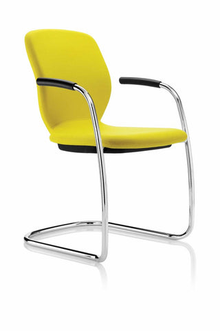 Lily visitor chair by boss design