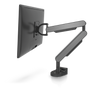 ZG1 Black Edition Monitor Arm With Sliver Side Panels