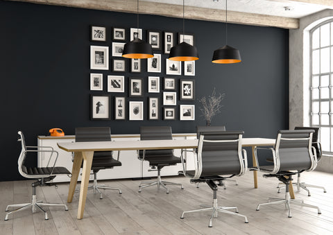 Lux Boardroom Table | New Image Office Design Ltd
