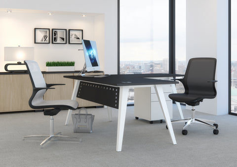 Reflex Managers Desk | Elite Office Furniture
