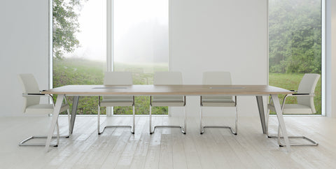 Reflex meeting table