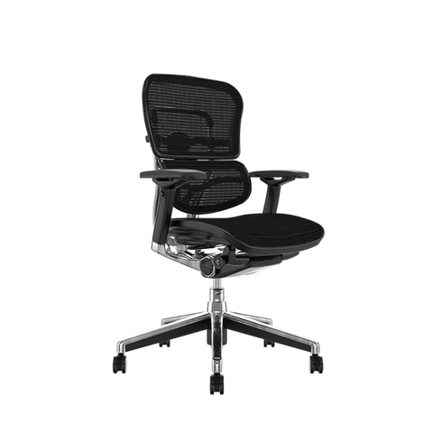Ergohuman Elite Black Edition | New Image Office Design Ltd