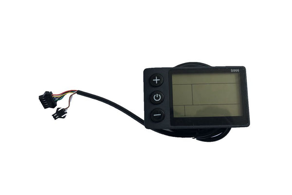 handle bar lcd display