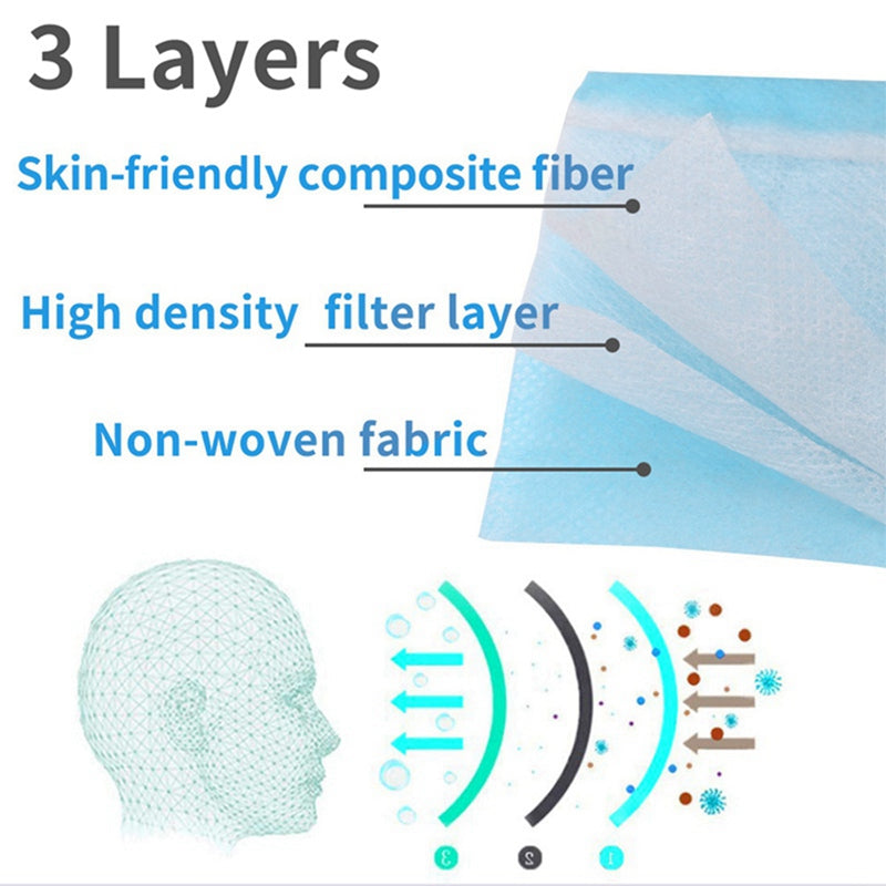 Disposable Mask Anti Dust Mouth-muffle Face Masks