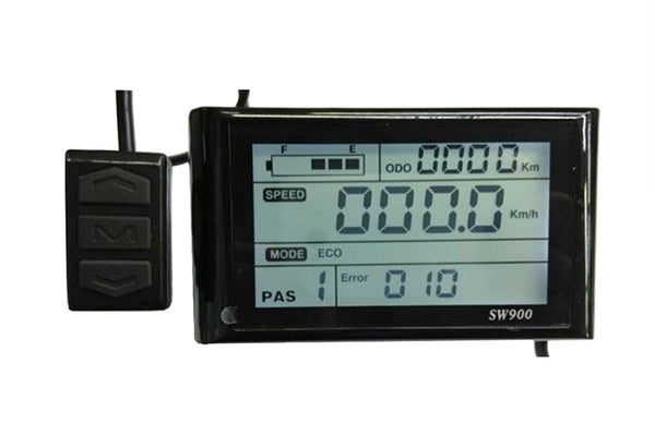 sw900 lcd display