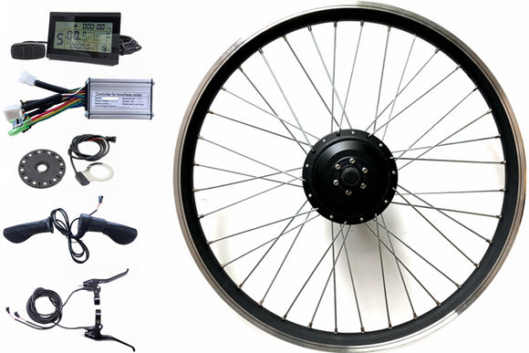 Electric bike conversion kit 36 V 250 W hub motor kit