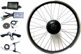 Electric bike conversion kit 36v350w hub motor kit