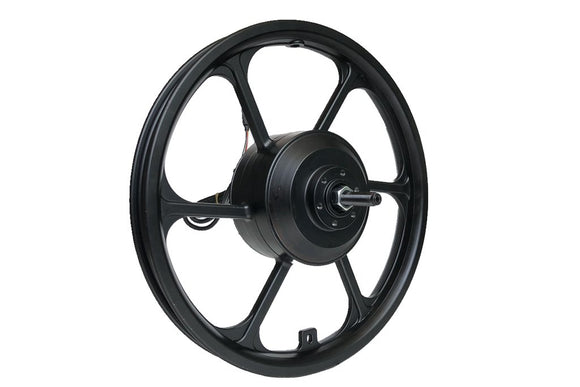 16 x 1.75' electric bike motor wheel set motor kit