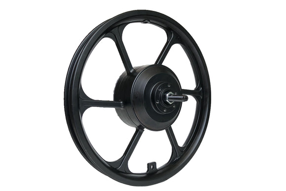 16 x 1.75' electric bike motor wheel set