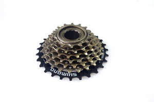 Shimano 7 speed TZ500-7 freewheel 14T-28T
