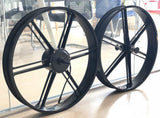 26'x4' fat tire magnesium wheel motor 500w and 750w rim motor