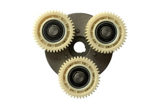 Nylon gear set for Bafang BPM clutch assembly for FM G070.250.D spare part