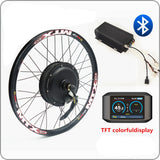 3000W electric bike conversion kit