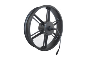 20' x 3.5' fat tire magnesium wheel motor 500 W and 750 W rim motor