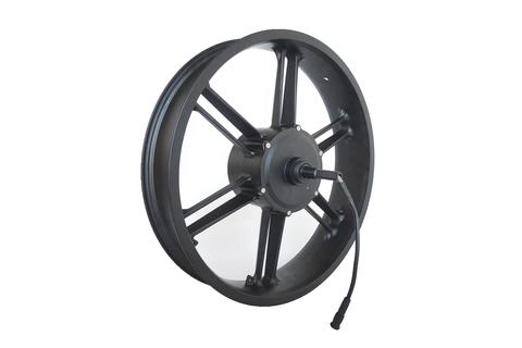 e-bike conversion kit rim motor 20 '× 3.5' magnesium wheel motor 500 W-750 W  motor kit