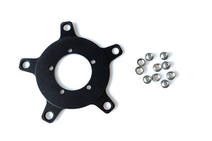 8fun Bafang 130BCD Chainring Spider Adaptor Gearing For Bafang 8fun BBS01/BBS02 Mid Drive Motor 8fun parts