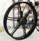 26' x 3.5' fat tire magnesium wheel motor 500 W and 750 W rim motor kit