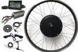 Electric bike conversion kit 48v1000w hub motor kit