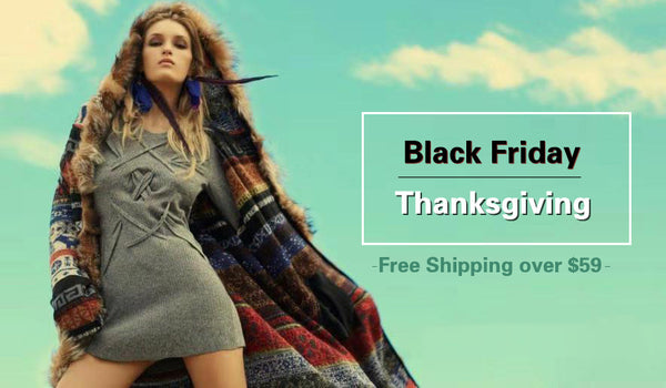 7b7c5eb1fb5 Women s boho dresses and accessories online free shipping over  59