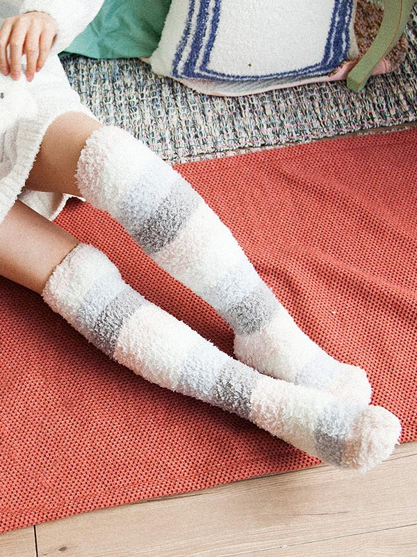 Soft 6 Colors Leg Warmer Stocking