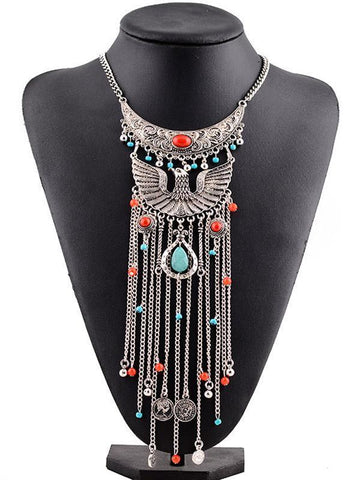Bohemia Alloy Necklace Accessories