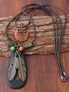 Vintage Elk  Necklaces Accessories