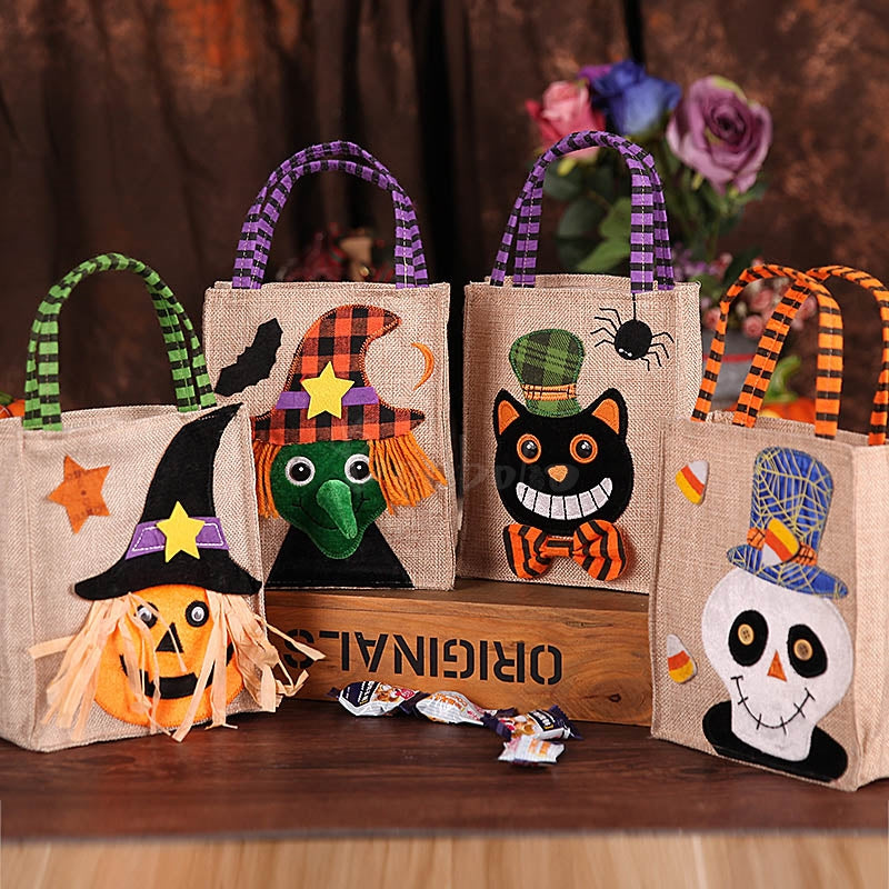 Creative Ghost Festival Props Candy Bag