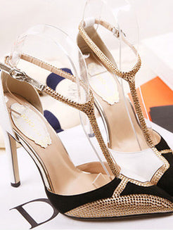 Fashion Pointy High Heels
