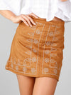 Fahion Falbala Fishtail Denim Skirt Bottoms