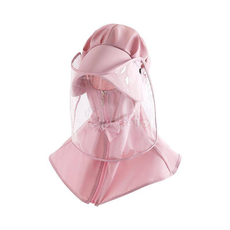 Multifunctional Anti Pollution Anti-Saliva Face Protective Cap