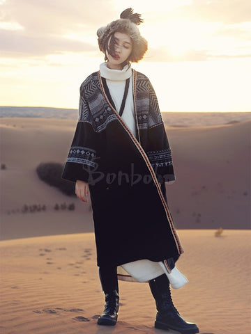 Fashion Knit Long Sleeves Sweater Tops