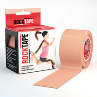 Rocktape (Beige) 5cmx5m Kinesiology/Sports Tape