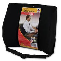 Core Product Sitback Rest Lumbar Back Cushion (BAK488) for Ergonomics, Gaming, Office chair, Chair cushion