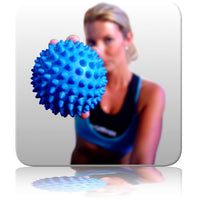 Spikey Massage Ball Trigger Ball (Blue)