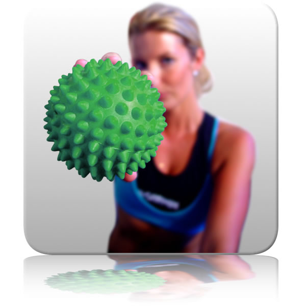 Spikey Massage Ball Trigger Ball (Green)