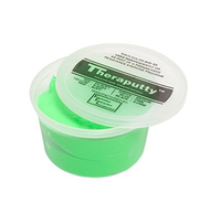 Theraputty And Therapy Putty (Green) 100 g