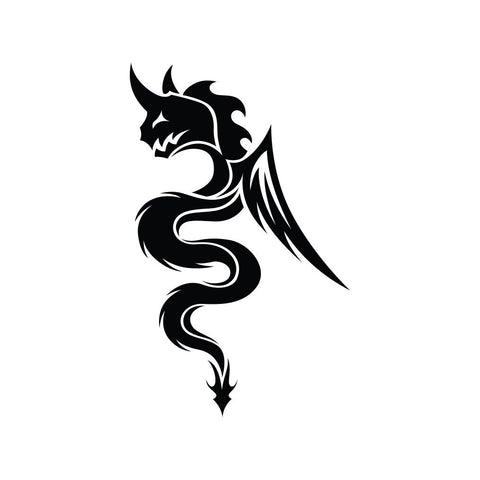 Dragon Sticker 10 - cartattz1.myshopify.com