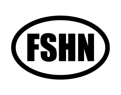 Fishing Sticker - cartattz1.myshopify.com