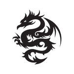 Dragon Sticker 12 - cartattz1.myshopify.com