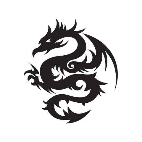 Dragon Sticker 12
