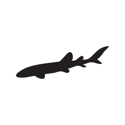 Shark Sticker 12 - cartattz1.myshopify.com