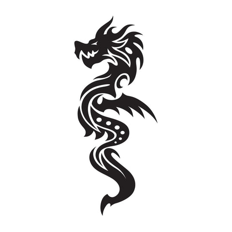 Dragon Sticker 14 - cartattz1.myshopify.com