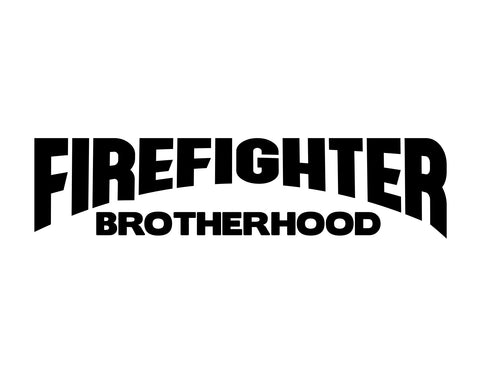 Firefighter Brotherhood Decal - cartattz1.myshopify.com