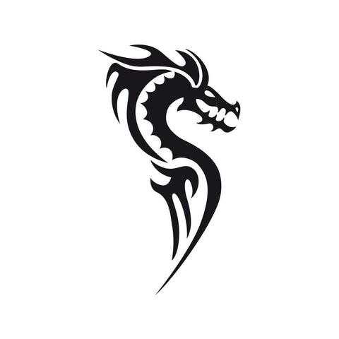 Dragon Sticker 17 - cartattz1.myshopify.com
