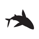 Shark Sticker 17 - cartattz1.myshopify.com