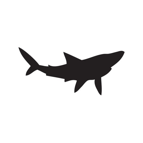 Shark Sticker 18 - cartattz1.myshopify.com